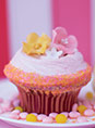 Ravishing Raspberry Lemonade Cupcake